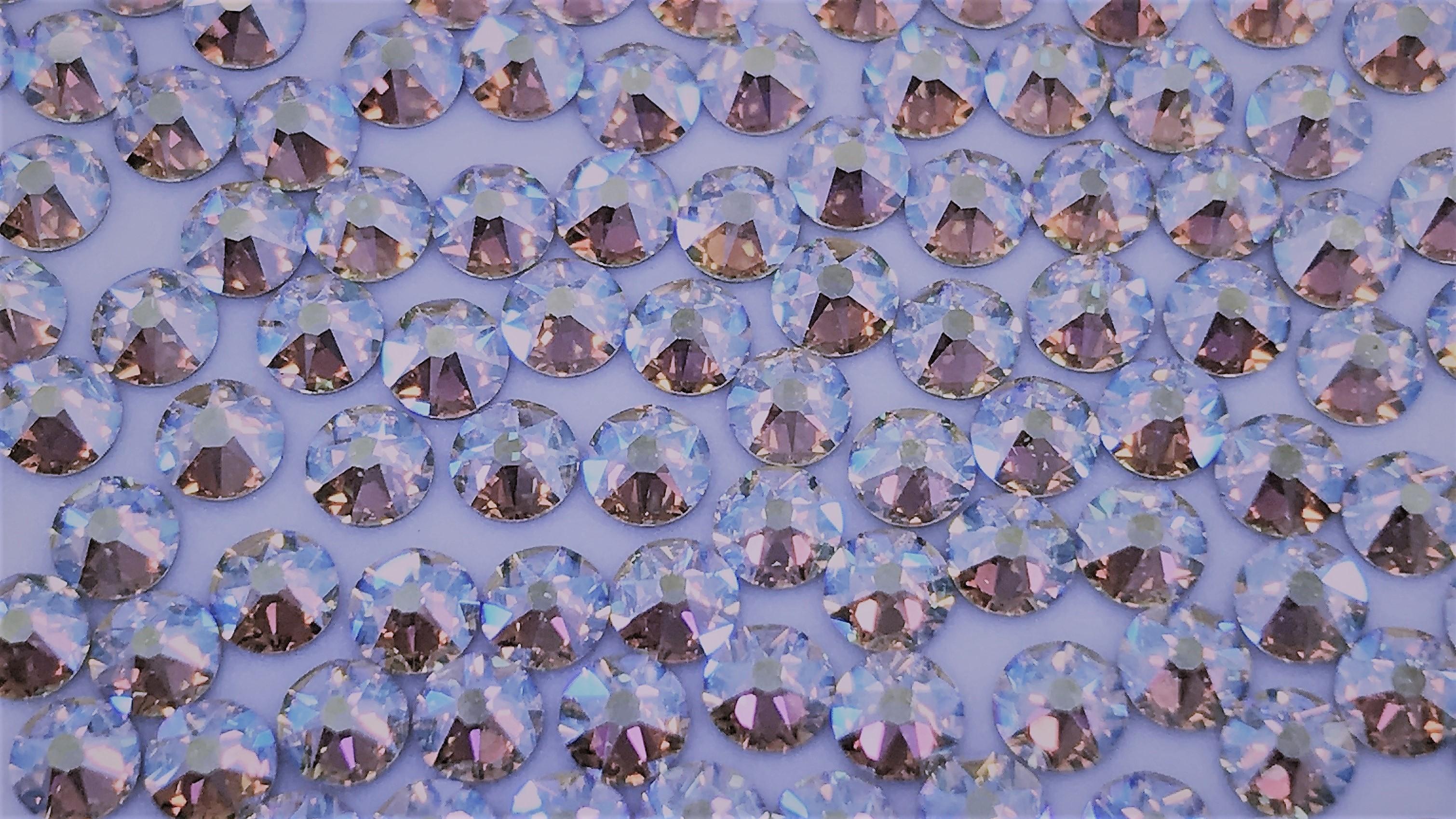 Невероятные кристаллы Сваровски