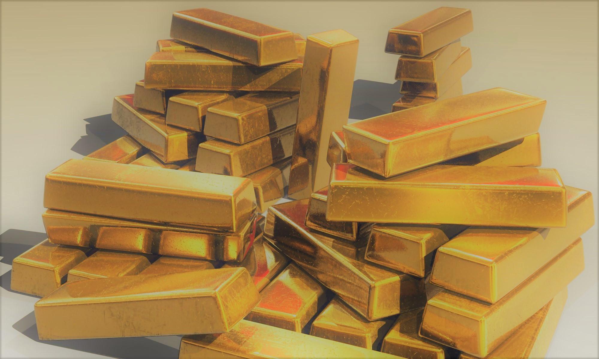 Накопление и торговля золотом
