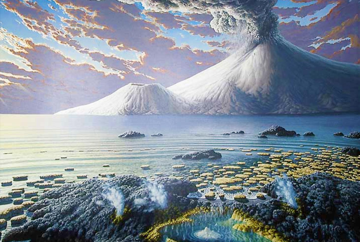 геохронология