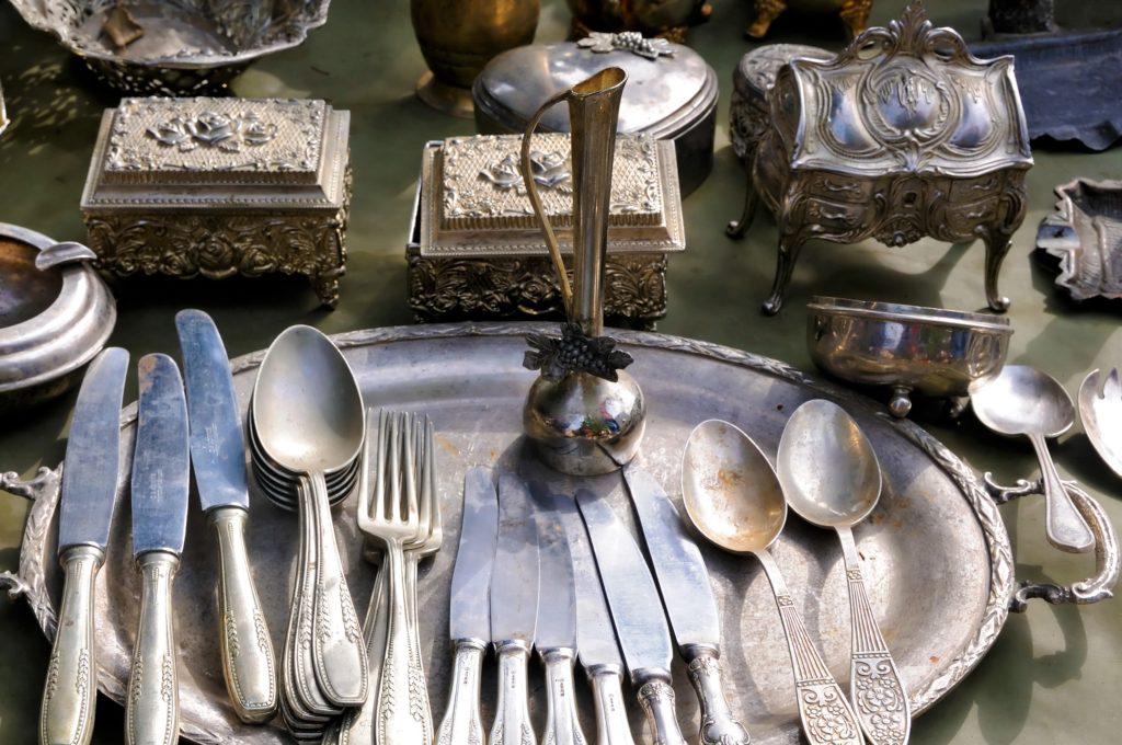 продать серебро в москве