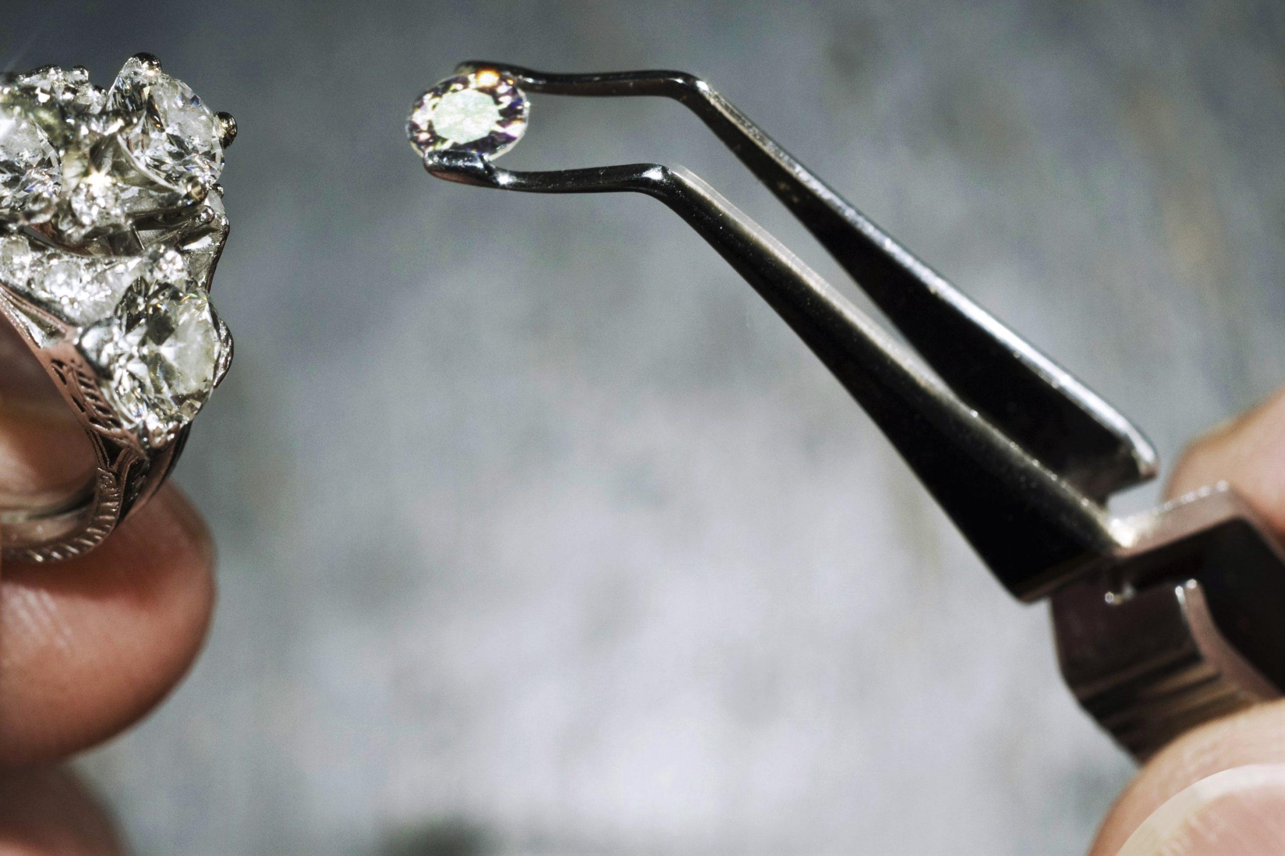огранка алмаза