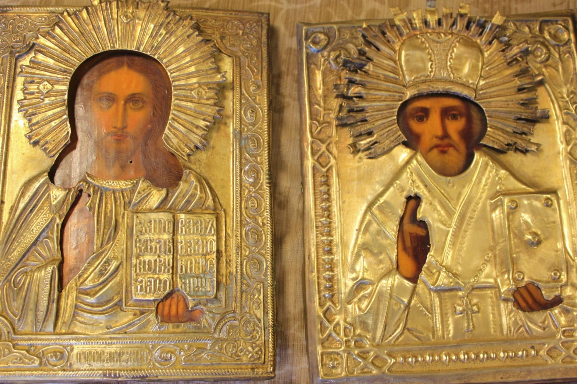 скупка антикварных икон