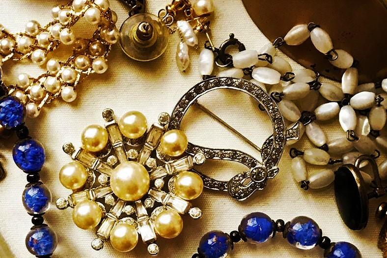 старинные ювелирные украшения
